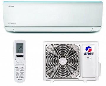 Инверторный кондиционер Gree Bora R32 GWH09AAB 9000 BTU 25m2 Wi-Fi