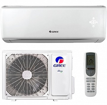 Инверторный кондиционер Gree Lomo R32 GWH18QD 18000 BTU 50m2 Wi-Fi