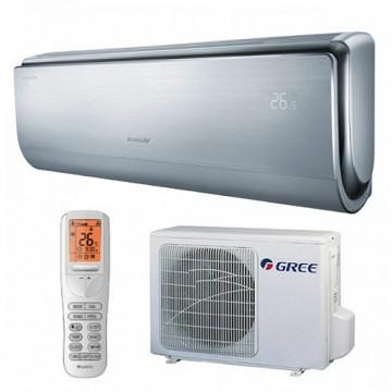 Инверторный кондиционер Gree U-Crown Silver GWH18UC 18000 BTU 50m2 Wi-Fi